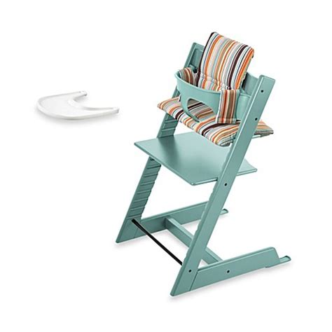 ab wann baby in tripp trapp stokke 174 tripp trapp 174 high chair complete bundle in aqua