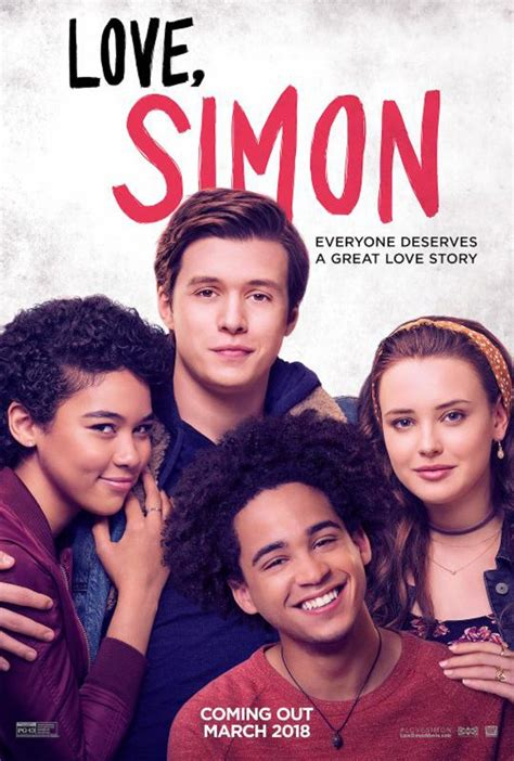 film love trailer love simon poster teaser trailer