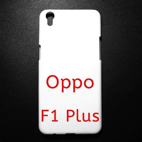 Casing Hardcase Hp Oppo F1 F1 Plusred And Silver X3899 jual polos oppo f1 plus jual handphone polos