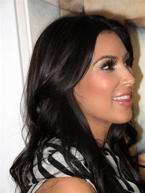 kim kardashian hair color brown tips for kim kardashian dark brown hair color hair