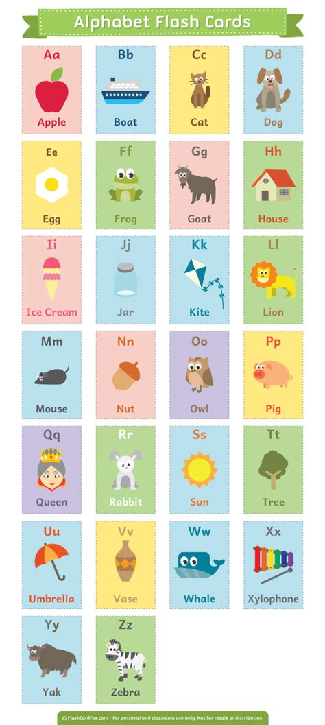 printable alphabet flash cards download free printable alphabet flash cards download them in pdf