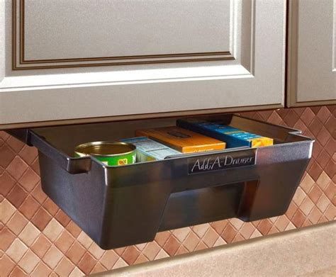 Adding Shelves To Rv - permanent space in an instant add a drawer rv accessory