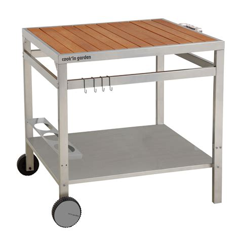 plancha table table pour plancha