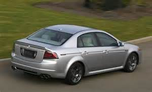 2010 Acura Tl Type S Car And Driver