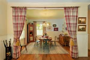 Country Dining Room Curtains 13 Cozy And Inviting Country Style Dining Rooms