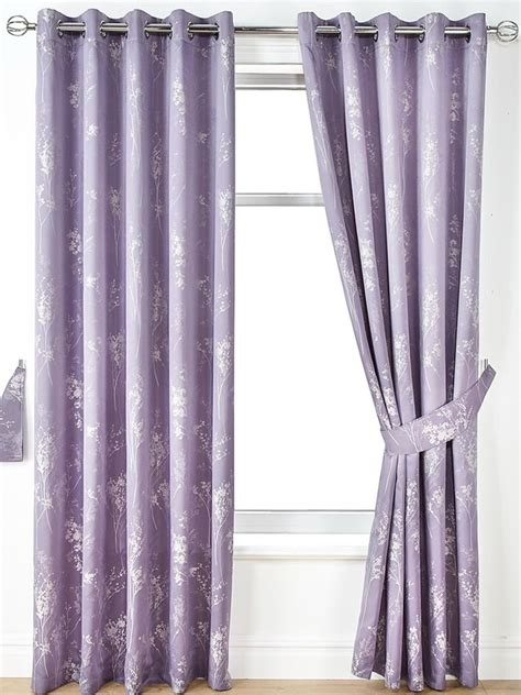 Lavender Blackout Curtains Lavender Gingham Blackout Curtains Integralbook