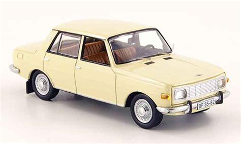Diecast Miniatur Sightseeing wartburg 353 creme 1967 ist models modellauto 1 43 kaufen verkauf modellauto