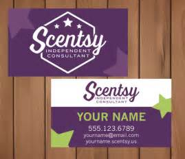 scentsy business cards scentsy consultant business cards digital file