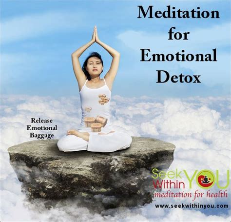 Meditation To Detox by 17 Best Images About Wellbeing Emotional Detox On