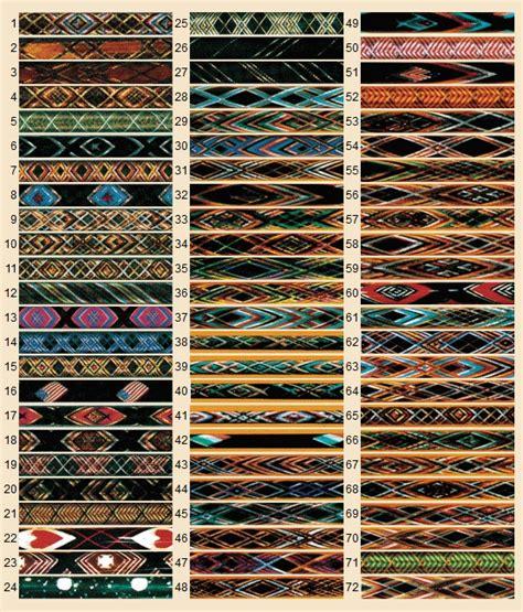 weave pattern name custom thread weave pattern fishing rods
