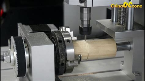 4 axis table top cnc engrave 4 axis 3040z dq table top cnc milling machine