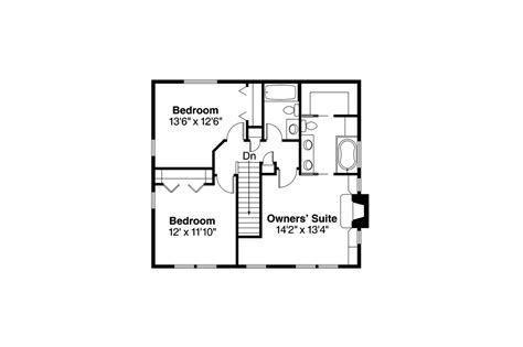 2nd floor house plans country house plans pine hill 30 791 associated designs