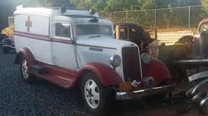 1937 Dodge Panel Truck Humpback Wagon 1937 Dodge Panel Truck