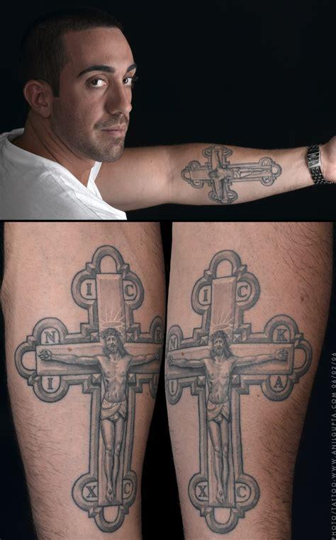 crucifixion tattoo crucifix tattoos