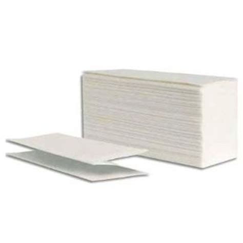 Folding Paper Towels - z fold towels 2 ply white 3000