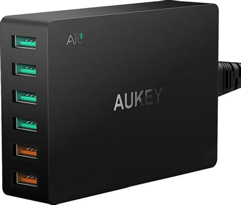 Aukey Charger Single Usb Port Charge 3 0 Wall Charger Pa T9 T19 6 tech deals 2tb wireless drive iphone 6s battery