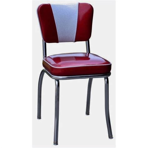 Retro Dining Chairs Richardson Seating Retro 1950s V Back Diner Dining Chair In Glitter Sparkle And Glitter