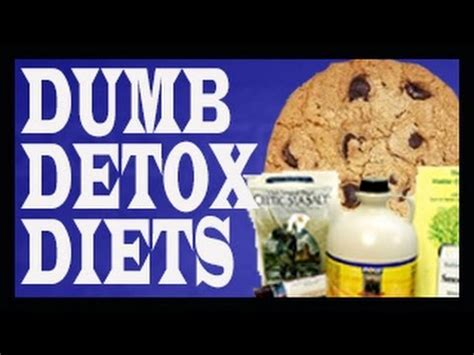 Why Detox Is Stupid by 3 Dumb Detox Diets You Definitely Should Not Try
