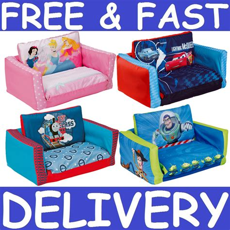 character sofa character inflatable flip out sofa bed kids bedroom
