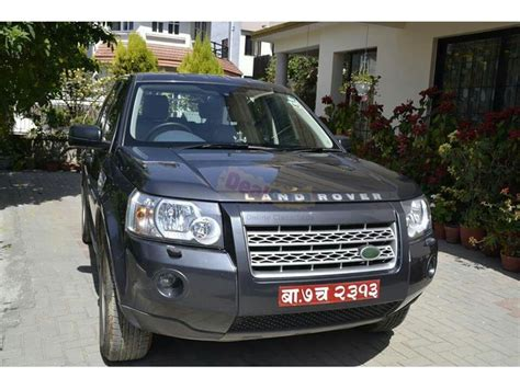 nepal land rover land rover freelander 2 s td4 price rs 80 00 000