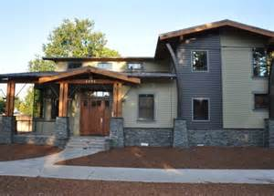 Contemporary Craftsman Homes Gallery For Gt Modern Craftsman Style Houses