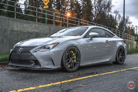 lexus rcf vossen lexus rcf vossen forged hc series hc 2 vossen wheels
