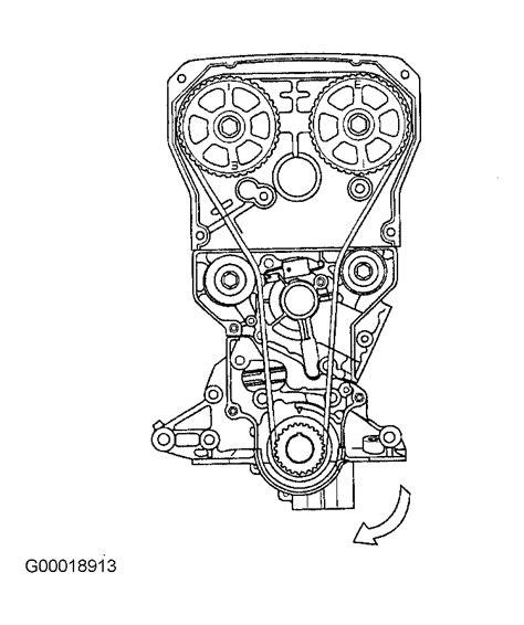 2004 Kia Timing Belt 2004 Kia Serpentine Belt Routing And Timing Belt Diagrams