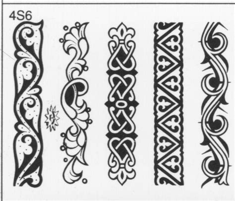 pattern band tattoo 1000 images about pattern al instincts p 229 pinterest