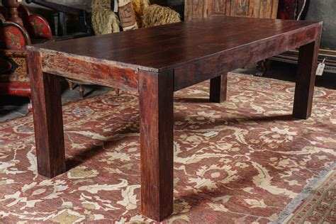 Indian Rosewood Dining Table Sheesham Indian Rosewood Dining Table Ca 1950s At 1stdibs