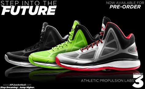 apl basketball shoes athletic propulsion labs steps into the future with launch