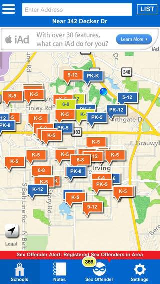 School District Finder By Address Location Based School Finder App To Identify The Right School