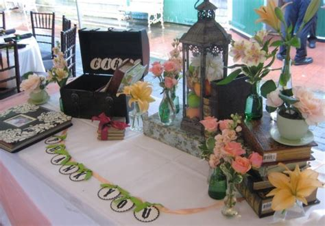 adorable gift table we are planning a wedding