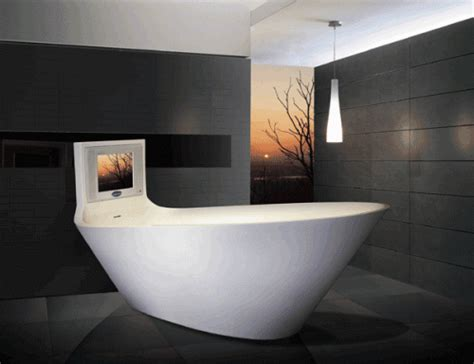 Awesome Bathtubs by Transparent Bathtub Is Clearly Awesome Craziest Gadgets
