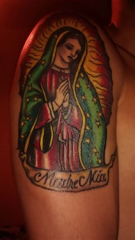imagenes de la virgen de guadalupe tattoo tatuajes de virgen guadalupe taringa