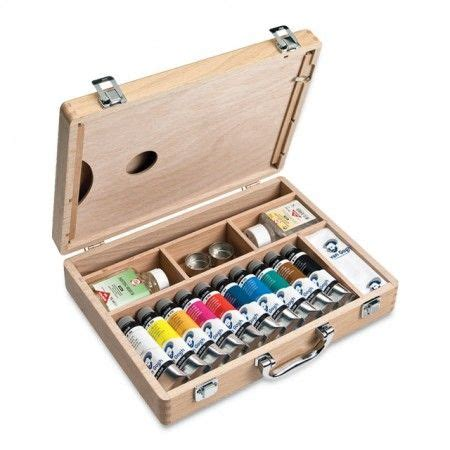 Gogh Acrylic Colour Basic Set 10x40ml this gogh basic oils box gift set is a limited edition