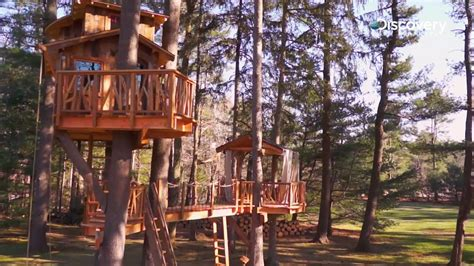 house masters 25 feet up treehouse masters youtube