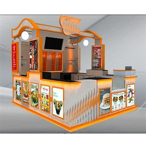 design booth burger factory made modern free 3d design burger kiosk buy
