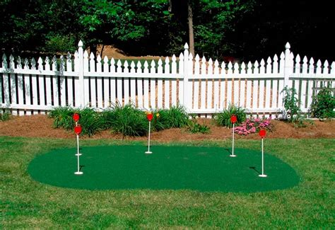 installing a putting green in your backyard backyard putting green installation starpro greens