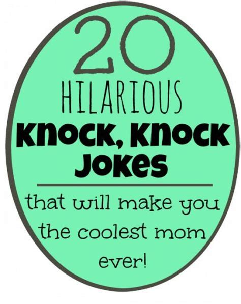 printable children s knock knock jokes 15 best images about tweens 10 13 years on pinterest