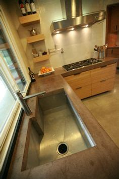 Concrete Countertops Sacramento by Deleon Kitchens Bar Bar Area Live Edge Countertops Wooden Live Edge Counters
