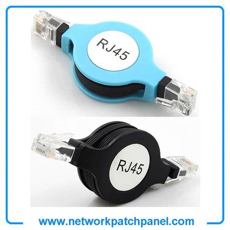 Cat5e Retractable Rj45 To Rj45 Cable 1 5m Black 1zwf94 cat5e 5ft 1 5m colors retractable ethernet cable rj45 network cables patch leads patch cords