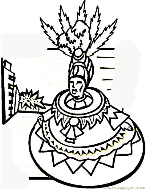 carnival coloring pages pdf rio carnival coloring page free brazil coloring pages
