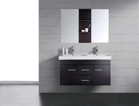 Modern Bathroom Vanity Luna Modern Vanities For Bathrooms