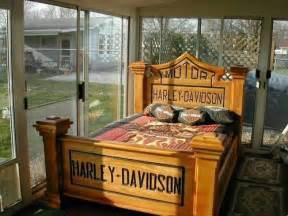 Harley Davidson Bedroom Set harley davidson bed for my husband pinterest