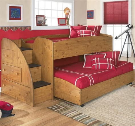 Toddler Bunk Beds Plans Small Bunk Beds For Toddlers Homesfeed