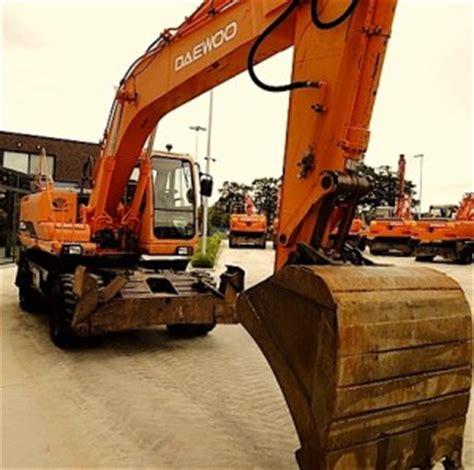daewoo excavator parts ck heavy equipment parts