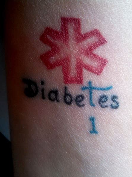 diabetes tattoos a viable alternative to medicalert