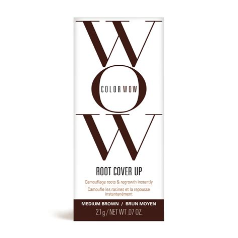 Color Wow Root Cover Up Color Wow | color wow root cover up medium brown 2 1g feelunique