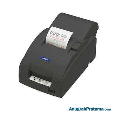 Printer Kasir Canon epson printer kasir tm u220a 676 anugrahpratama