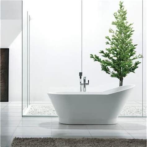Standing Shower Home Depot Jade Bath Zen 59 Inch Free Standing Tub Ba1866 59